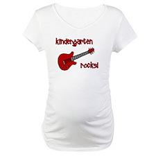 Kindergarten Rocks! (with Gui Shirt