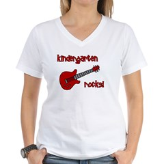 Kindergarten Rocks! (with Gui Shirt