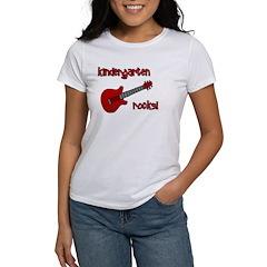 Kindergarten Rocks! (with Gui Women's T-Shirt