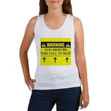 WARNING: This Tall Women's Tank Top