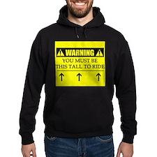 WARNING: This Tall Hoody