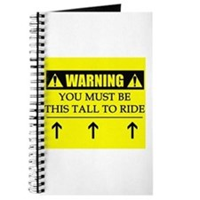 WARNING: This Tall Journal