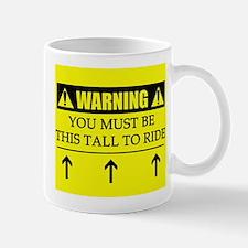 WARNING: This Tall Mug