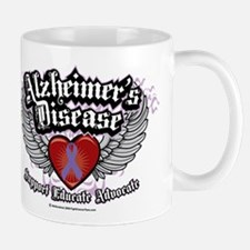 Alzheimers Wings Mug