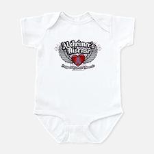 Alzheimers Wings Infant Bodysuit