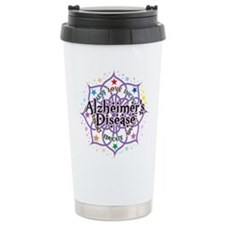 Alzheimers Lotus Travel Mug