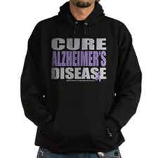 Cure Alzheimers Hoodie