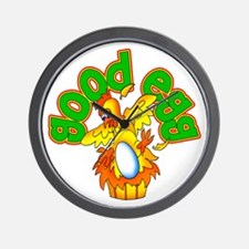 Good Egg Wall Clock