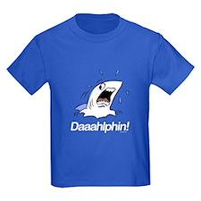 Daaahlphin! - T