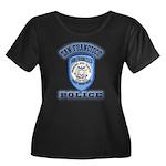 San Francisco Police Traffic Women's Plus Size Sco