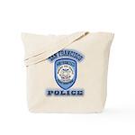 San Francisco Police Traffic Tote Bag
