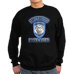 San Francisco Police Traffic Sweatshirt (dark)