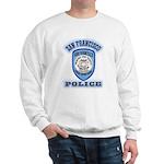 San Francisco Police Traffic Sweatshirt