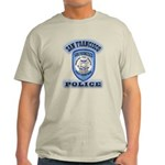 San Francisco Police Traffic Light T-Shirt