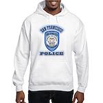 San Francisco Police Traffic Hooded Sweatshirt