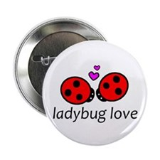 "Cute Ladybug 2.25"" Button (10 pack)"