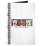 Three Laughing Cats Journal