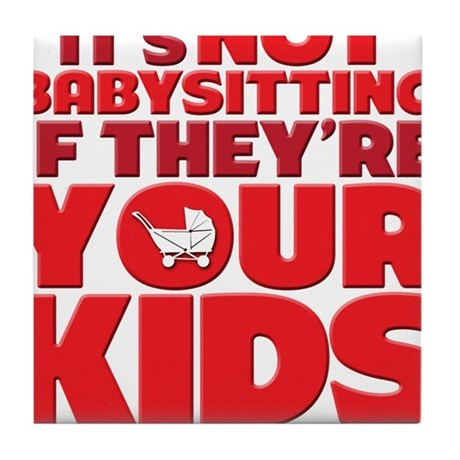 Your Kids Tile Coaster