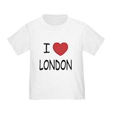 I heart London T