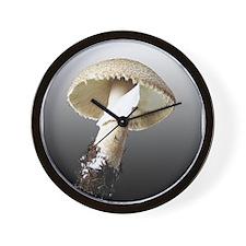 Mushroom Time Wall Clock