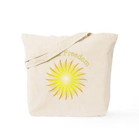 Solar Freedom 2 Tote Bag