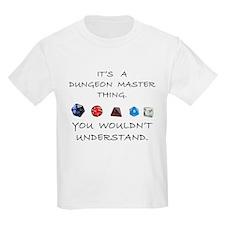 Dungeon Master Thing T-Shirt