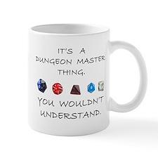 Dungeon Master Thing Mug