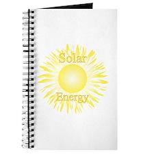 Solar Energy 3 Journal