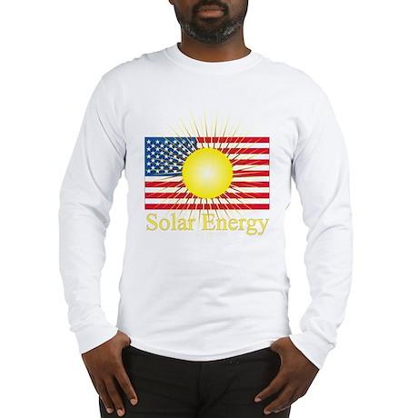 Solar Energy 4 Long Sleeve T-Shirt