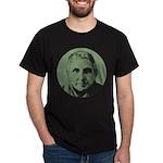 Gertrude Stein Fashionably Black T-Shirt