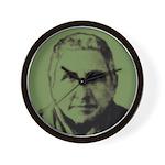 Gertrude Stein Wall Clock