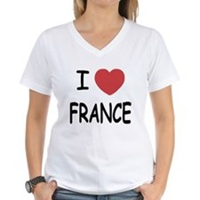 I heart France Shirt