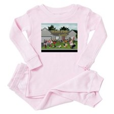 MJ&R Entertainment & Marketin Infant Bodysuit