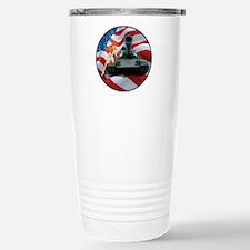 Tank Pinup Girl Thermos Mug