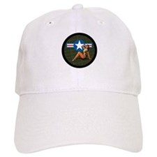 Air Force Pinup Girl Baseball Cap