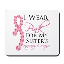 Sister - Breast Cancer Mousepad