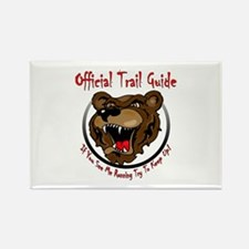 TRAIL GUIDE Rectangle Magnet