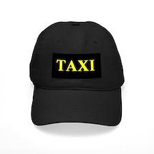 Black Taxi Cap