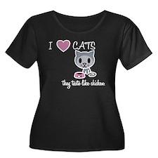 I ♥ Cats T