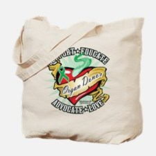Organ Donor Classic Heart Tote Bag
