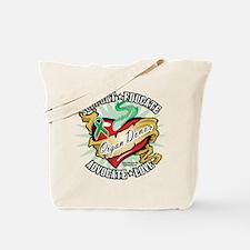 Organ Donor Classic Heart Tote Bag