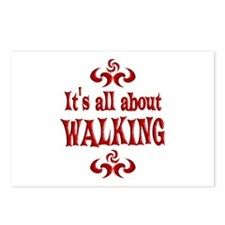 Walking Postcards (Package of 8)