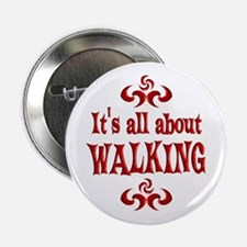 "Walking 2.25"" Button"