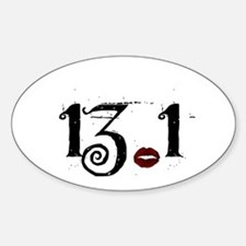 13.1 Kiss This Decal