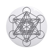 Metatrons Cube Ornament