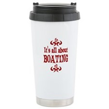 Boating Travel Mug