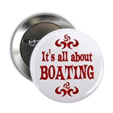 "Boating 2.25"" Button (10 pack)"