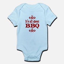 BBQ Infant Bodysuit