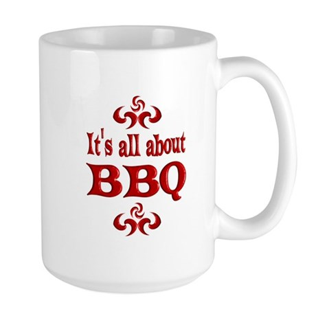 BBQ Large Mug