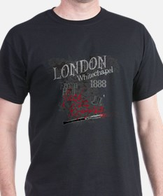 Jack the Ripper London 1888 b T-Shirt